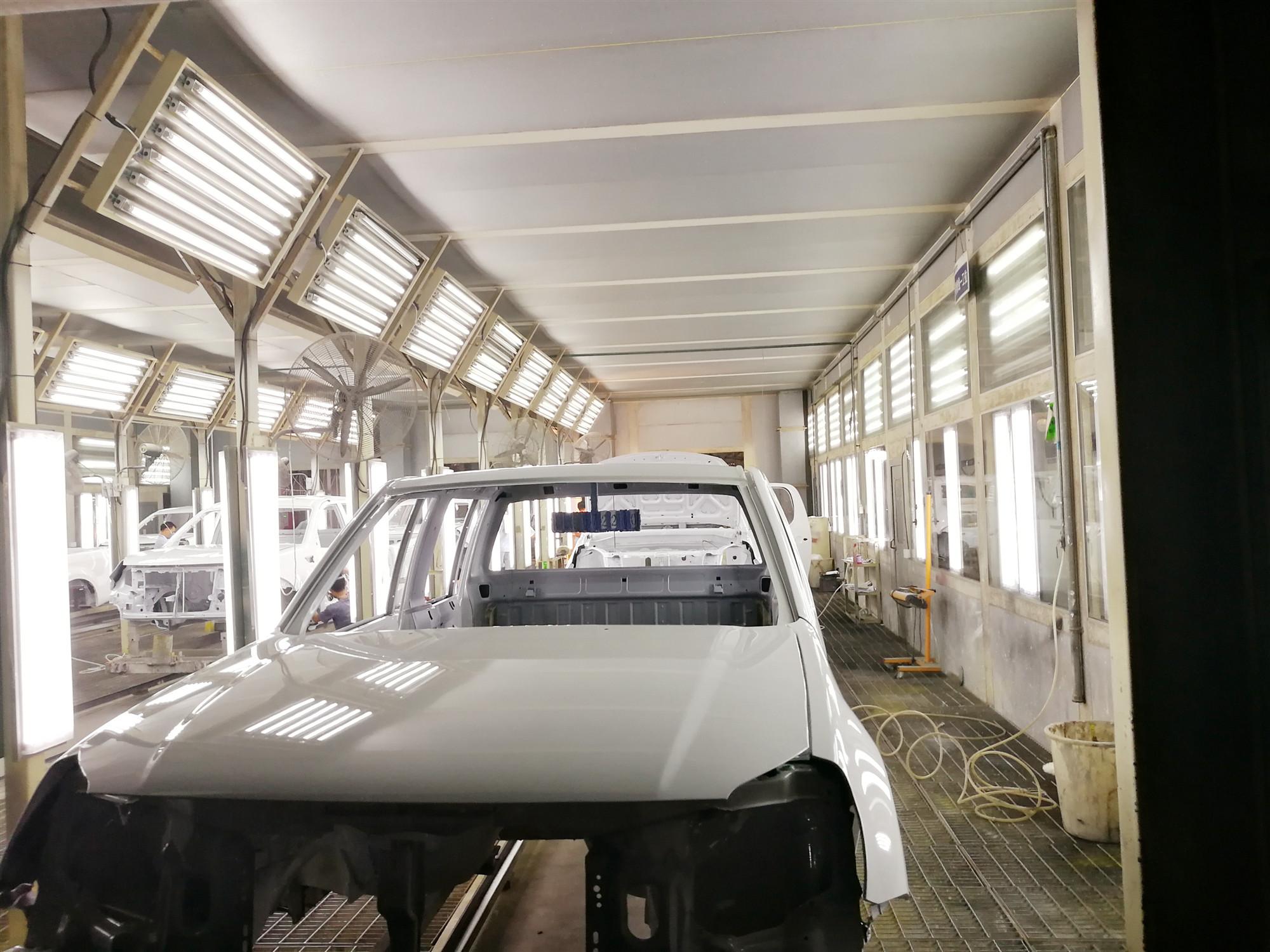 江苏汽车涂装生产线